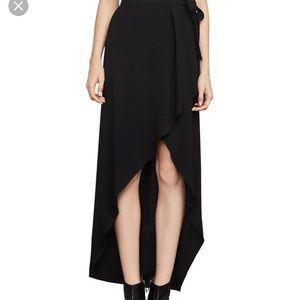 BCBG MAXAZRIA Maxi Wrap Skirt